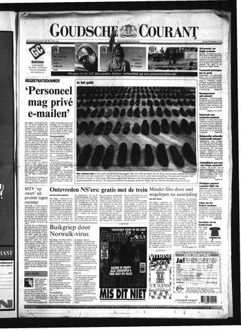 Goudsche Courant 2001-01-09