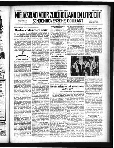 Schoonhovensche Courant 1951-06-11