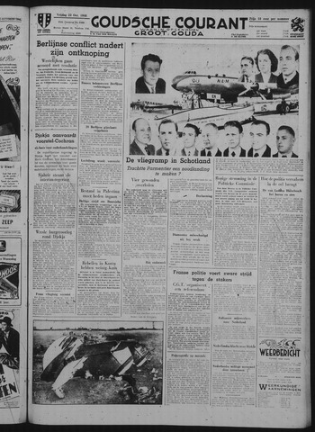 Goudsche Courant 1948-10-22