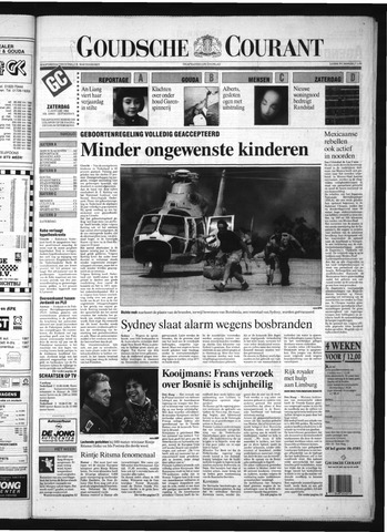 Goudsche Courant 1994-01-08