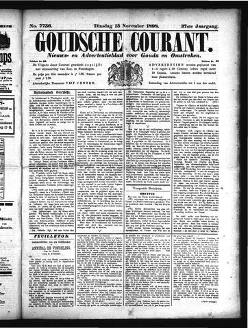 Goudsche Courant 1898-11-15