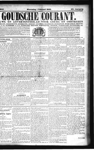Goudsche Courant 1922-02-01