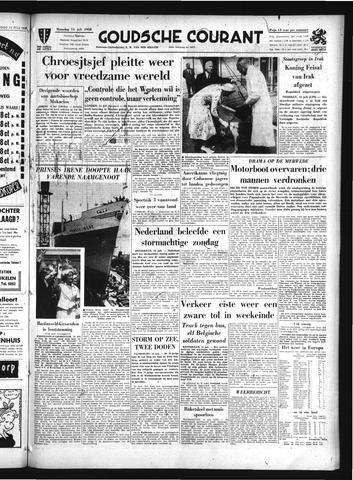 Goudsche Courant 1958-07-14