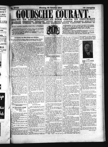 Goudsche Courant 1934-10-30