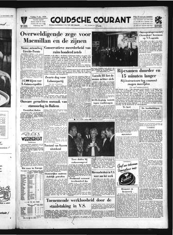 Goudsche Courant 1959-10-09