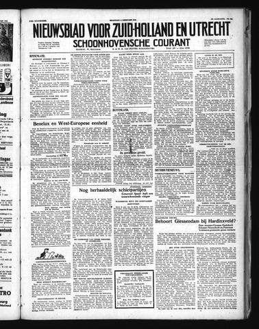 Schoonhovensche Courant 1948-02-02