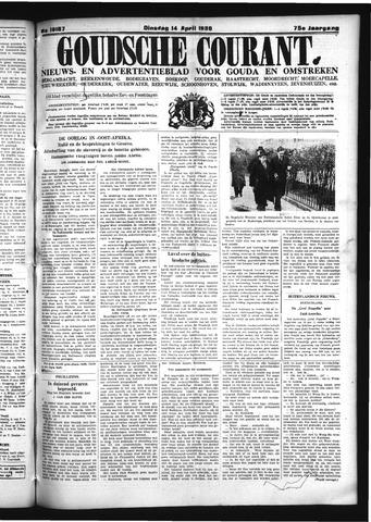 Goudsche Courant 1936-04-14
