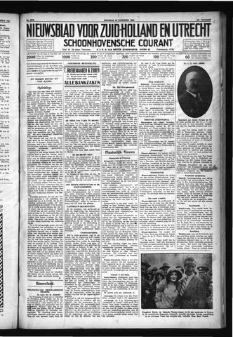 Schoonhovensche Courant 1930-11-24