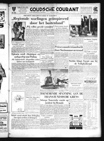 Goudsche Courant 1958-02-21