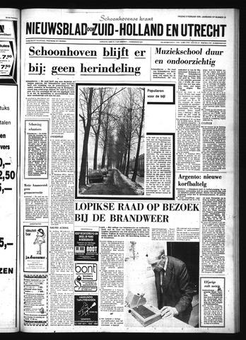 Schoonhovensche Courant 1976-02-06