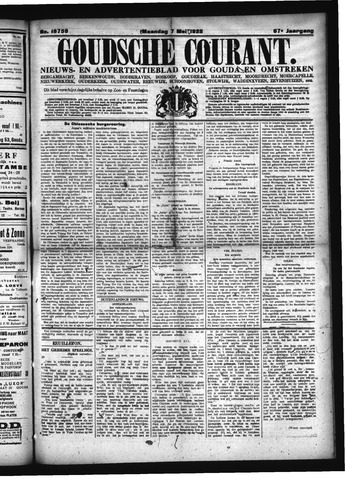 Goudsche Courant 1928-05-07