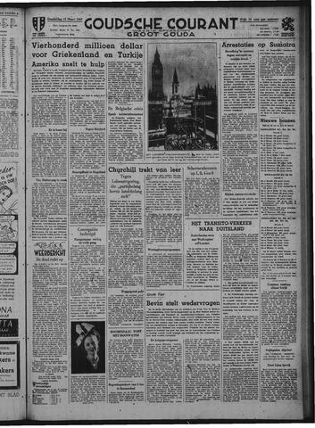 Goudsche Courant 1947-03-13