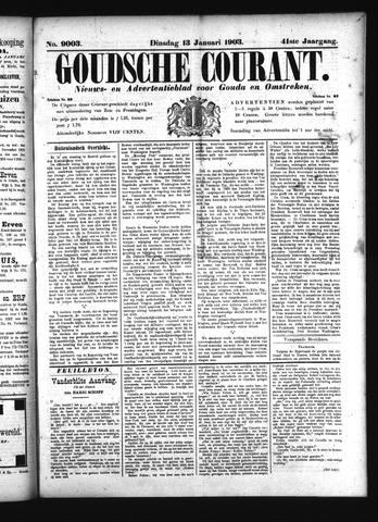 Goudsche Courant 1903-01-13