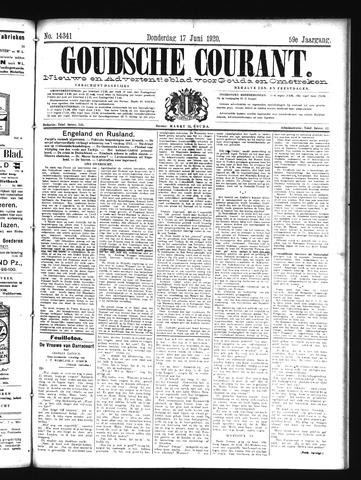 Goudsche Courant 1920-06-17