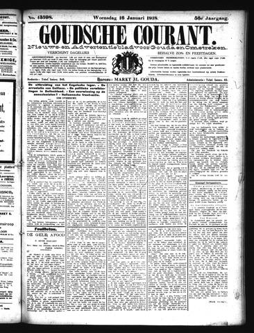 Goudsche Courant 1918-01-16