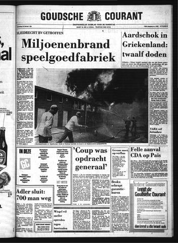 Goudsche Courant 1981-02-25