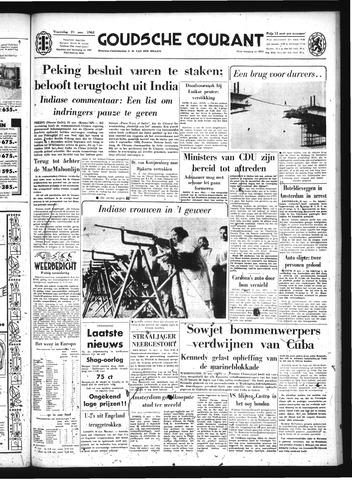 Goudsche Courant 1962-11-21