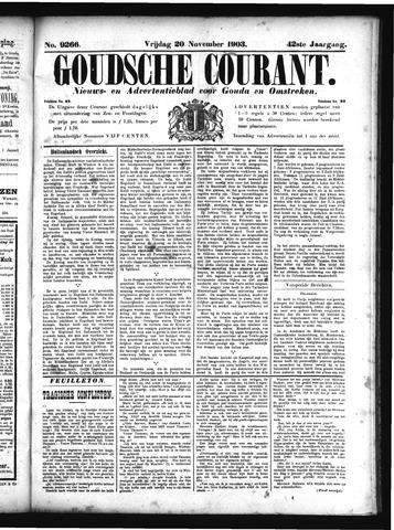 Goudsche Courant 1903-11-20