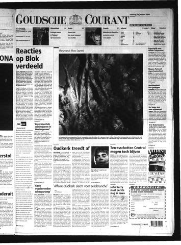 Goudsche Courant 2004-01-20