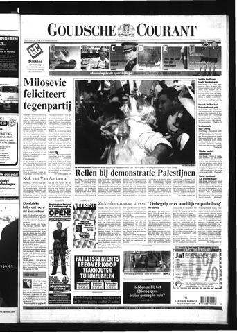 Goudsche Courant 2000-10-07