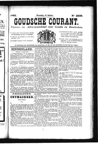 Goudsche Courant 1891-10-14