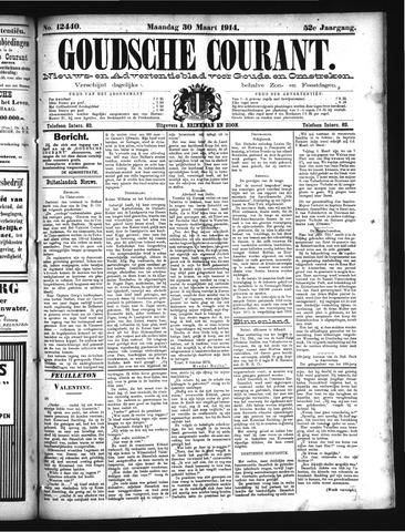 Goudsche Courant 1914-03-30