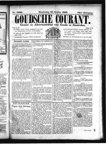 Goudsche Courant 1906-10-25