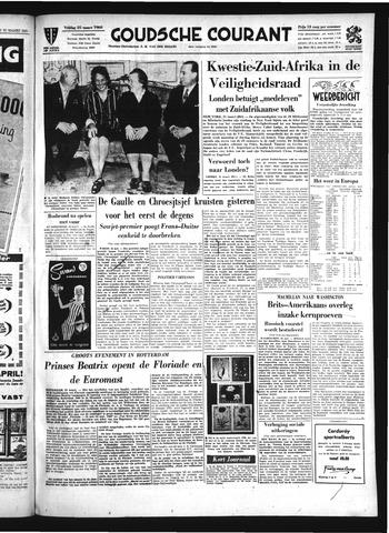 Goudsche Courant 1960-03-25