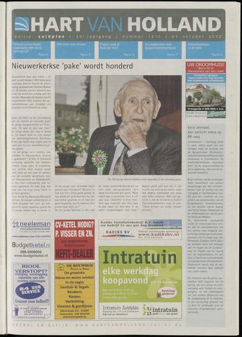 Hart van Holland - Editie Zuidplas 2012-10-31