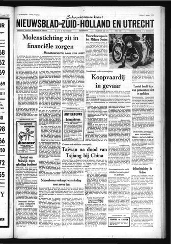 Schoonhovensche Courant 1972-03-03