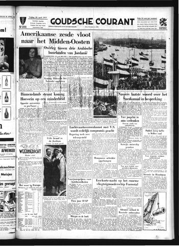 Goudsche Courant 1957-04-26