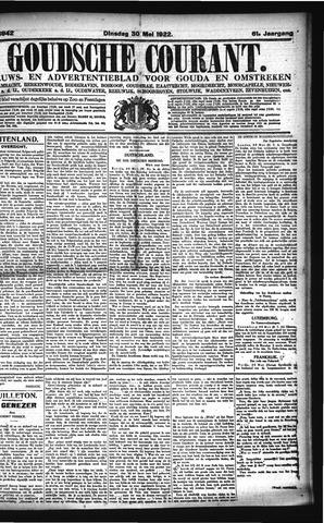 Goudsche Courant 1922-05-30