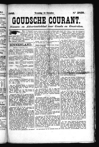 Goudsche Courant 1882-12-20