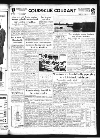 Goudsche Courant 1956-08-16