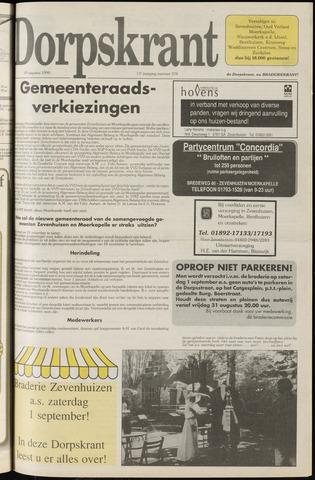 Dorpskrant 1990-08-29