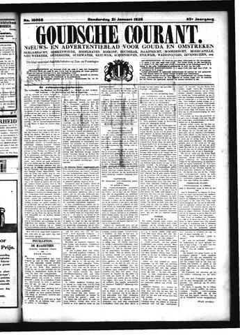 Goudsche Courant 1926-01-21