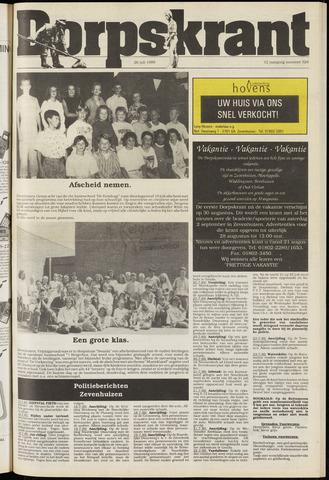 Dorpskrant 1989-07-26
