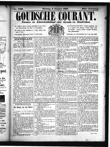 Goudsche Courant 1897-01-05