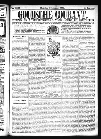 Goudsche Courant 1922-09-04