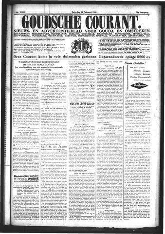 Goudsche Courant 1940-02-10