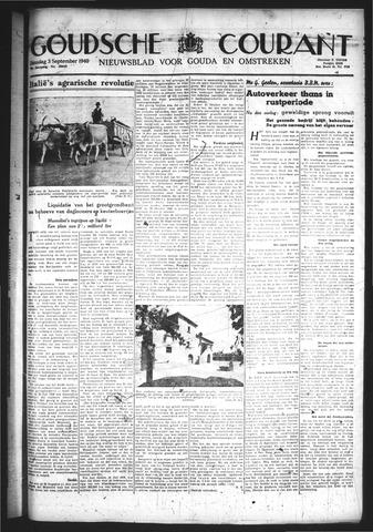 Goudsche Courant 1940-09-03