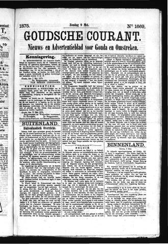 Goudsche Courant 1875-05-09