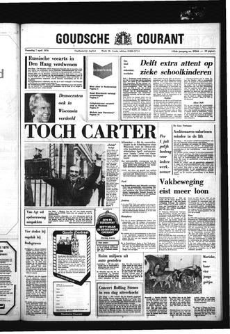 Goudsche Courant 1976-04-07