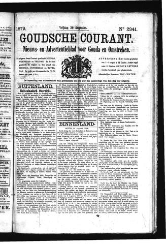 Goudsche Courant 1879-08-29