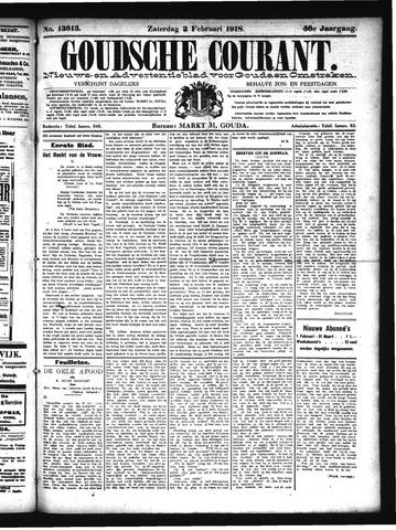 Goudsche Courant 1918-02-02