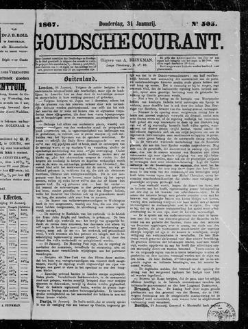Goudsche Courant 1867-01-31