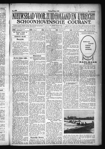 Schoonhovensche Courant 1929-03-08