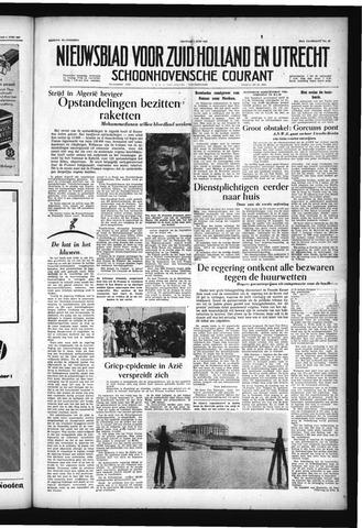 Schoonhovensche Courant 1957-06-07