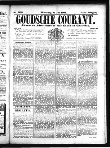 Goudsche Courant 1903-07-22