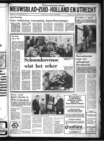 Schoonhovensche Courant 1978-01-13